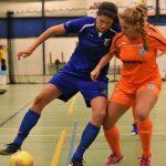 Pro Futsal Club verrast koploper vv Pernis in Schiedam