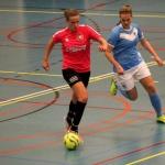 Zaalvrouwen FC Gelre pakken in de laatste seconde vierde plek