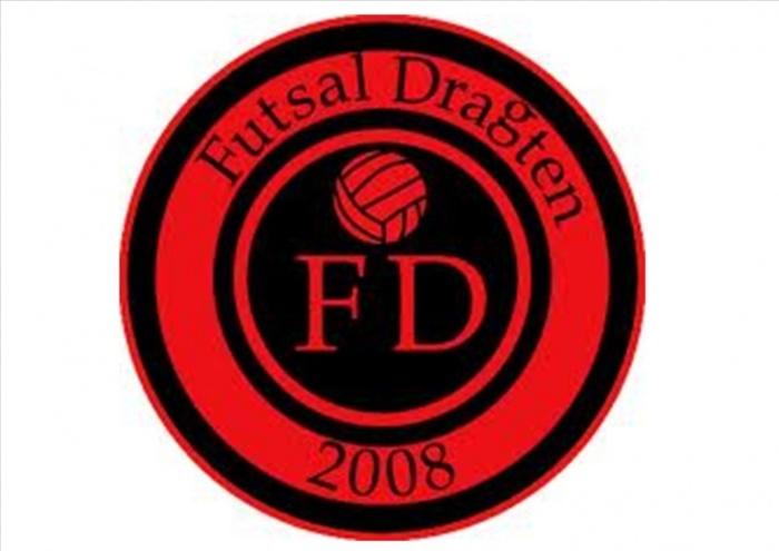 Futsal Dragten kan net niet stunten