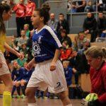 Competitie zaalvoetbal voor meiden onder 18 gepland