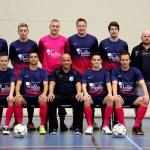 Futsalteam Waterpoort Boys wint gelijk opgaande strijd