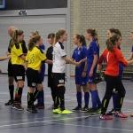 Reiger Boys MO18 op dreef in Eredivisie zaal