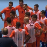 Kroatië te sterk voor zaalteam: 1-4 (incl. VIDEO)