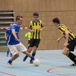 Hoogeveen futsal verliest opnieuw (incl. VIDEO)