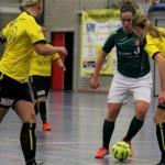Friese derby prooi voor zaalvoetbalvrouwen Drachtster Boys