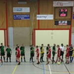 ZVV Urk/Bakkerij de Kof 1 laat geen spaan heel van Futsal Marum