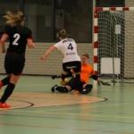 Zaalvrouwen Drachtster Boys boeken monsterzege op Team Alkmaar/Sportstars