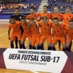 Oranje O17 hard onderuit tegen gastland Portugal