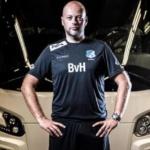 Bjørn van Haaren ook volgend seizoen keeperscoach van FC Eindhoven
