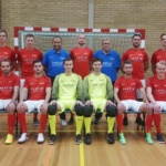 Zaalvoetballers Excelsior'31 verslaan reserves van WSV (incl. VIDEO)