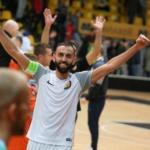 't Knooppunt bij laatste zestien in Eliteronde UEFA Futsal Cup