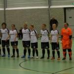 Zaalvrouwen Drachtster Boys verliezen van nieuwkomer Exstudiantes Zwolle