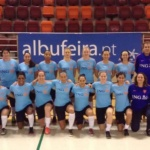 Oranje Vrouwen voor stage naar Portugal