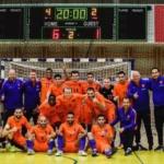 Zaalvoetballers toernooiwinnaar in Kroatië