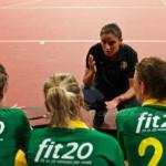 ZVV Den Haag Vrouwen 1 wint verdiend van titelconcurrent Bristol Team/Osaka