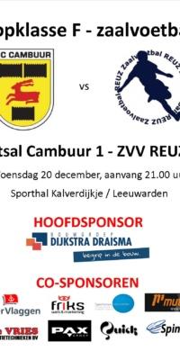Affiche Futsal Cambuur