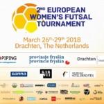 Zaalvrouwen van Drachtster Boys starten met een nederlaag op het EK zaalvoetbaltoernooi