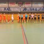 Terechte puntendeling zaalvrouwen Exstudiantes Zwolle/Cycloon en Drachtster Boys