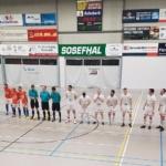 Teleurstellende nederlaag voor ZVV Urk/Bakkerij De Kof 1 in Honselersdijk