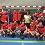 ONR Futsal 1 schiet uit de startblokken