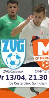 Affiche Zvg-Fc Merwede.13-04-2018