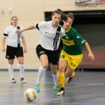 Zaalvrouwen Bristol Team/Osaka verliezen in slotminuten van Den Haag