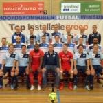 Futsal Winsum kampioen Topklasse F