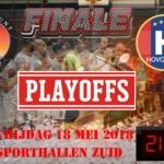 Hovocubo wint eerste wedstrijd van de Play Off-finale (incl. VIDEO)