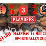 Knooppunt wint derde en beslissende wedstrijd van Volendam en plaatst zich voor de PO-finale (incl. VIDEO)