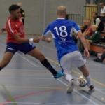 Hovocubo wint oefenwedstrijd van een incompleet FC Marlène