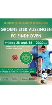 Affiche Groene Ster-Fc Eindhoven.28092018