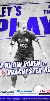Affiche Ktp Nieuw Roden Vr1-Drachtster Boys Vr1.21092018