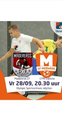 Affiche Madereros-Cfm.28092018
