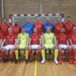 Zaalvoetballers Excelsior'31 herpakken zich met overwinning op CFM/Transito