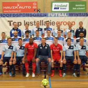Futsal Winsum boekt ruime zege in Harderwijk