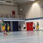 Zaalvrouwen Bristol Team/Budgetisolatie pakken winst op de reserves van ZVV Den Haag