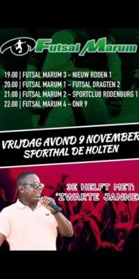 Affich Futsal Marum.09112018