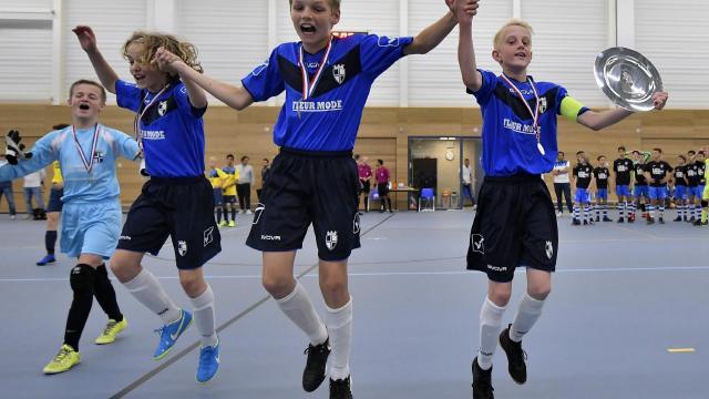 BVO's kiezen ook voor pupillenzaalvoetbal