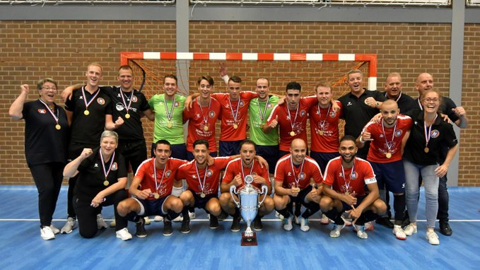 Supercup wederom voor Hovocubo