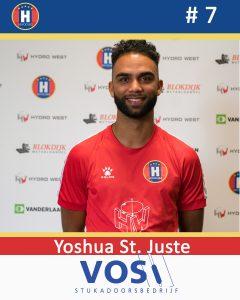 Yoshua St. Juste