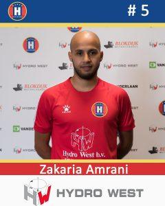 Zakaria Amrani