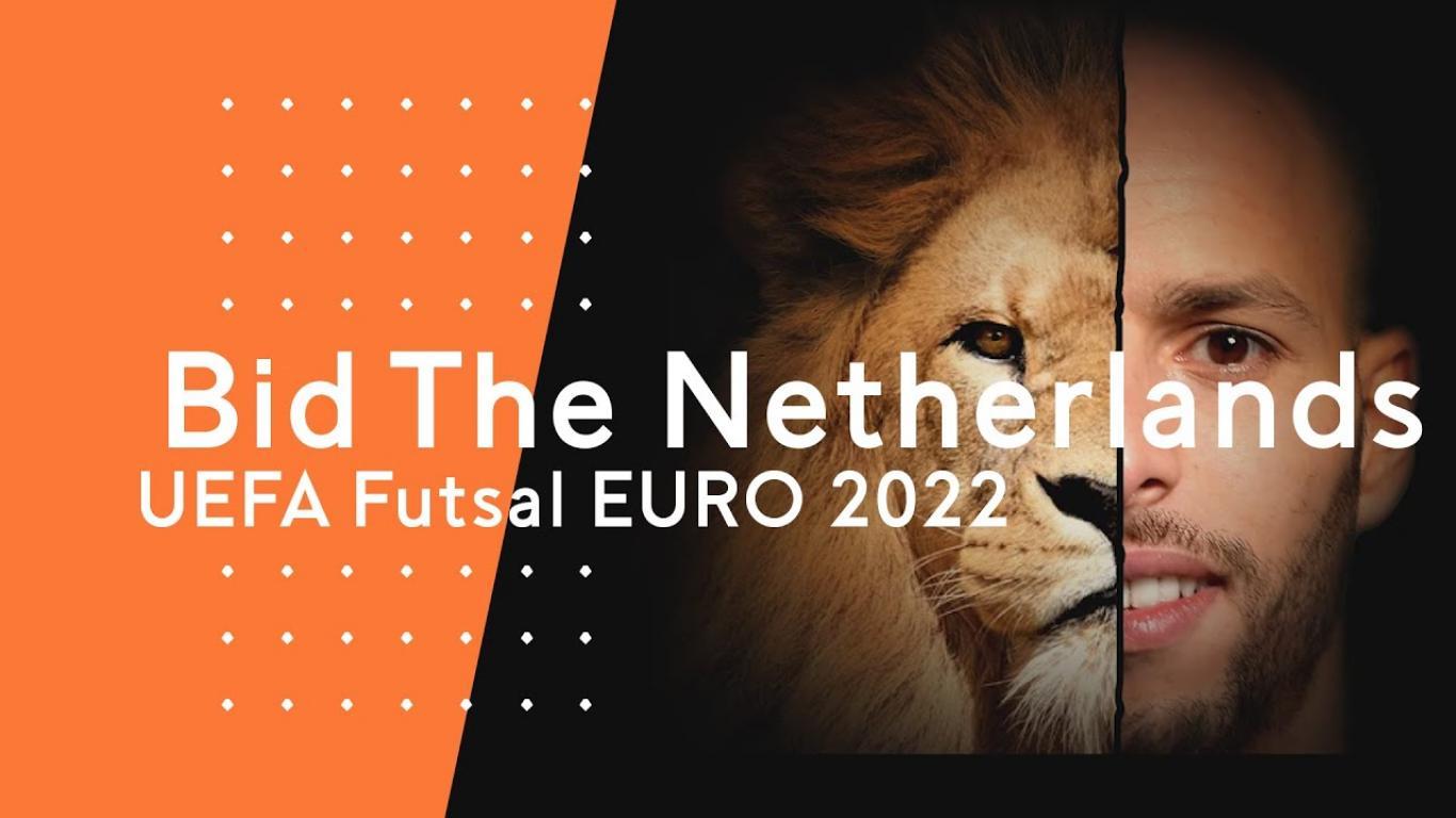 Nederland gastheer EK Futsal 2022