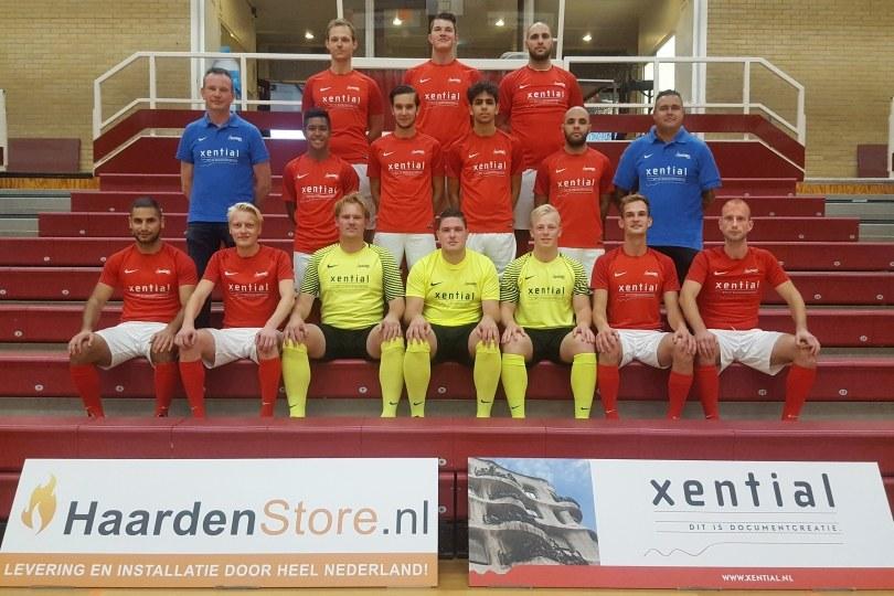 Zaalvoetballers Excelsior'31 starten seizoen met overwinning (incl. VIDEO)