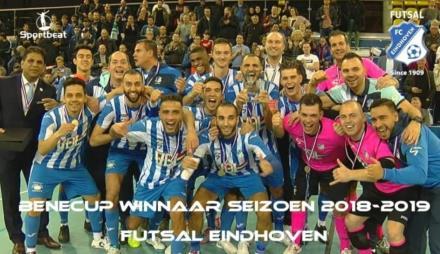 FC EINDHOVEN WINT DE BENECUP
