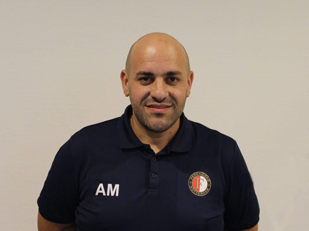 Coach Appie Marbah weg bij Feyenoord Futsal
