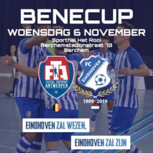 BeNeCup blijft in Belgie