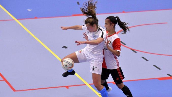 Vrouwencompetities zaalvoetbal in regio Zuid breiden uit