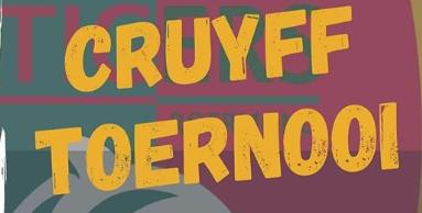 Meerdaags Cruyff Toernooi; meld je nu aan!
