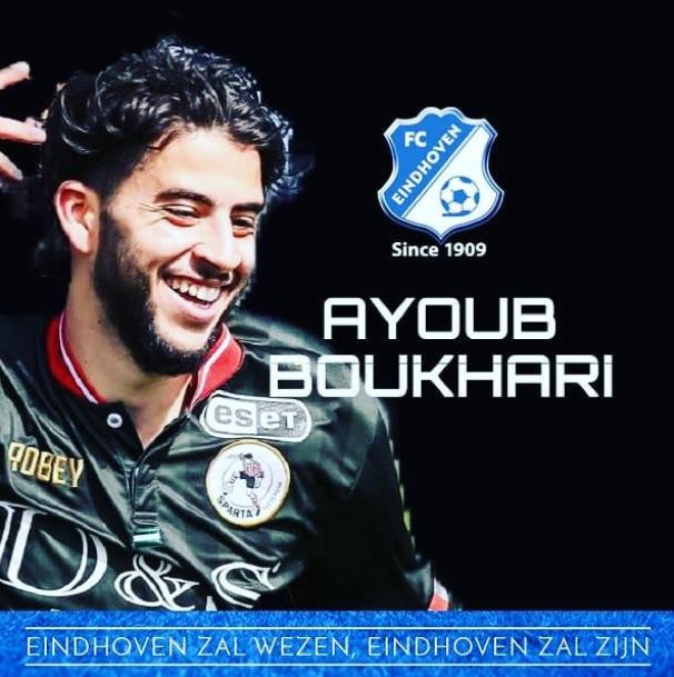 FC Eindhoven Futsal versterkt zich met Ayoub Boukhari