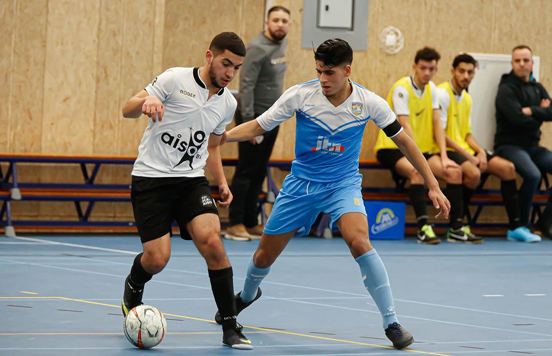 AGOVV (Futsal Apeldoorn) trekt topschutters uit Eerste Divisie aan